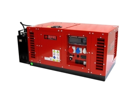 Бензиновый генератор	EUROPOWER	EPS 15000 TЕ